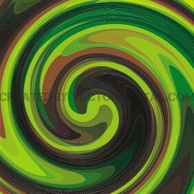 COLOR PAINT SWIRL VECTOR.eps