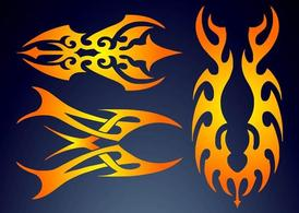 Tattoos Vector Designs