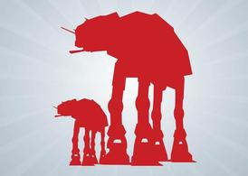 AT-AT pieszych