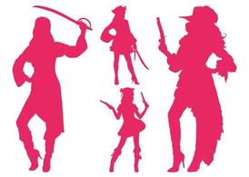 Pirate Girls Graphics