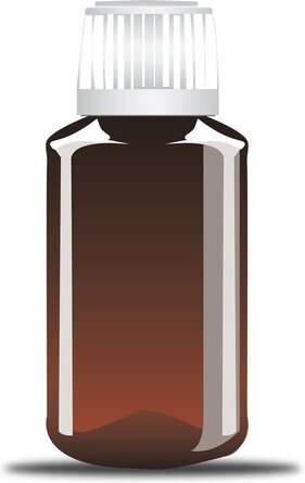 Free Vector Medicine Bottle
