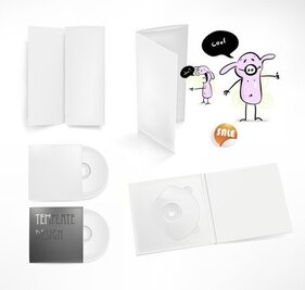 Simple Cd Packaging 01