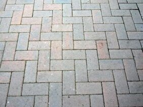Stone Brindle Paving Bricks Texture
