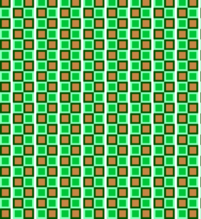 Two Squared Vibrant Seamless Vector Pattern
