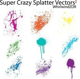 Super Crazy Splatter