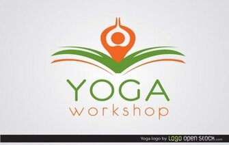 Yoga Logo Template