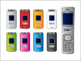 Vector Cell Phones