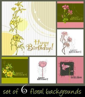 Elegant Handpainted Background