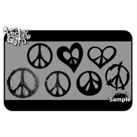PEACE SIGN VECTOR ART.eps