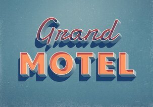 Efekt Grand Motel tekstu