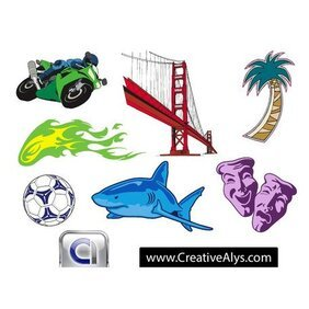 CREATIVE GRAPHICS FOR LOGO DESIGN.eps
