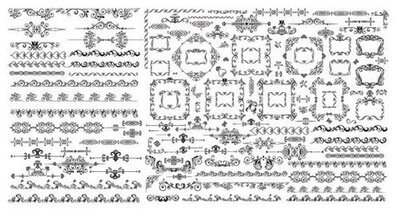 N multi-vector material used in lace