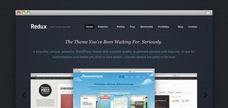 Sito web business Template Design