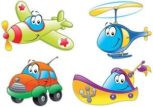Cartoon transport 01