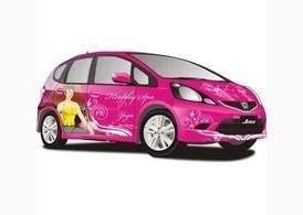 All New Jazz Car