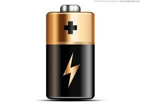 Battery icon (PSD)