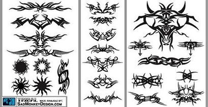 Tribal Vector Art Free