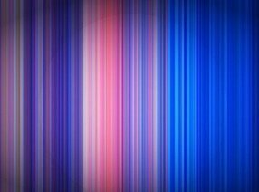 Colored Vertical Stripes Abstract Background