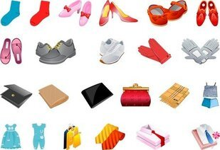 Footwear Gloves Scarves And Other Clothes Wallet