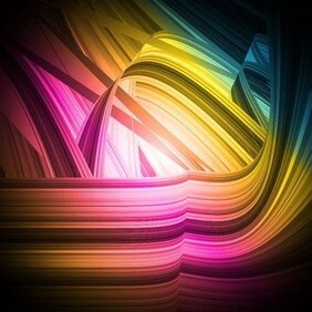 Abstract Colorful Background Graphic