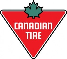 Canadian Tire логотип