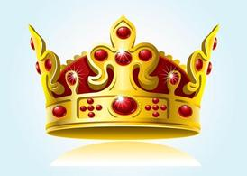 Sparkling Crown Graphic