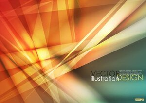 Gorgeous dynamic flare background 04