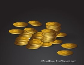 Gold Star Coins