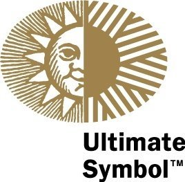 Ultimate symbol logo