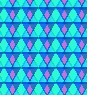 Colourful Abstract Geometric Photoshop And Illustrator Pattern