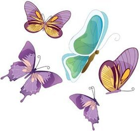 Butterfly Vector 28