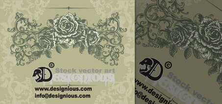 Free Vector Vintage Illustration Free
