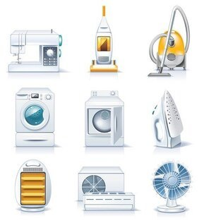 household appliances icon