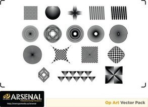 Go Media Produced Vector The Trend Set15Opart