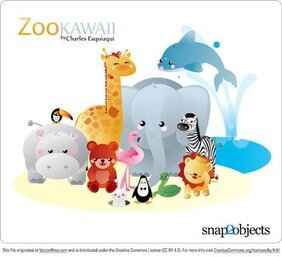Zoo di kawaii