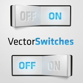 Vector Switch Illustration