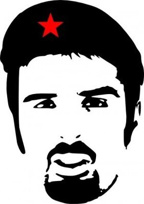 Ali Esbati As Che Guevara