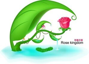 Rose Fairytale World Original