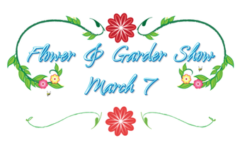 Flower and Garden Show Logo