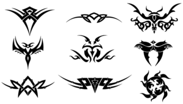 Tribal Vector Art Free Download