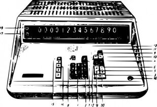 Calculator Elektronika 68
