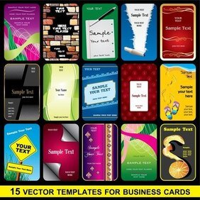 Brilliant Business Card Template 02