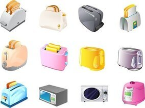 Toaster Microwave Rice Cooker