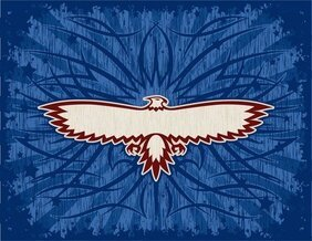 Eagle Totem And