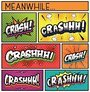 Comic Book Collection-CRASH
