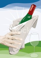 Wine,Wine Bottle,Human Hand...