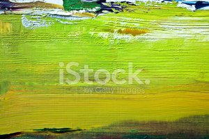 Abstract,Paint,Green Color,...