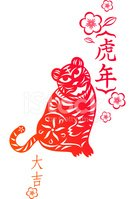 Chinese year of Tiger