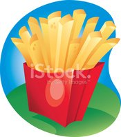 French Fries,Fast Food,Frie...