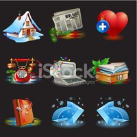 Christmas,Interface Icons,T...